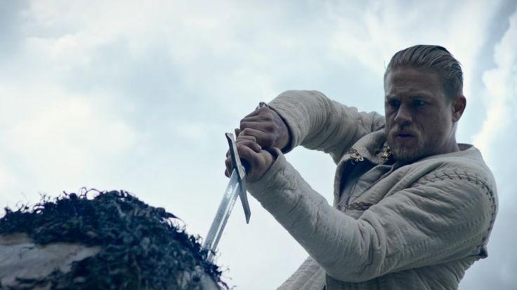 King Arthur: Legend of the Sword Official Comic-Con Trailer