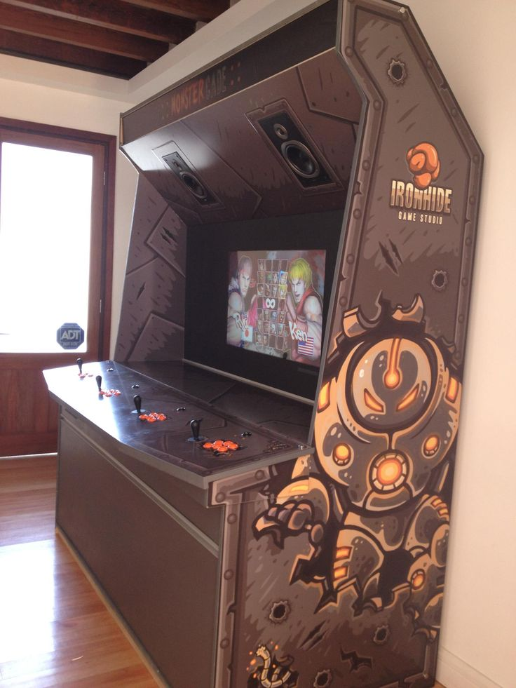 52 Best Images About Arcade Diy On Pinterest Cabinets
