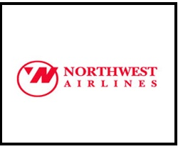 Northwest Airlines old logo. I always admired it's perfect simplicity.