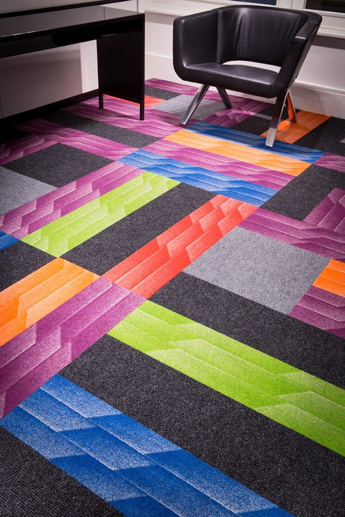 Heckmondwike FB Constellation creative carpet