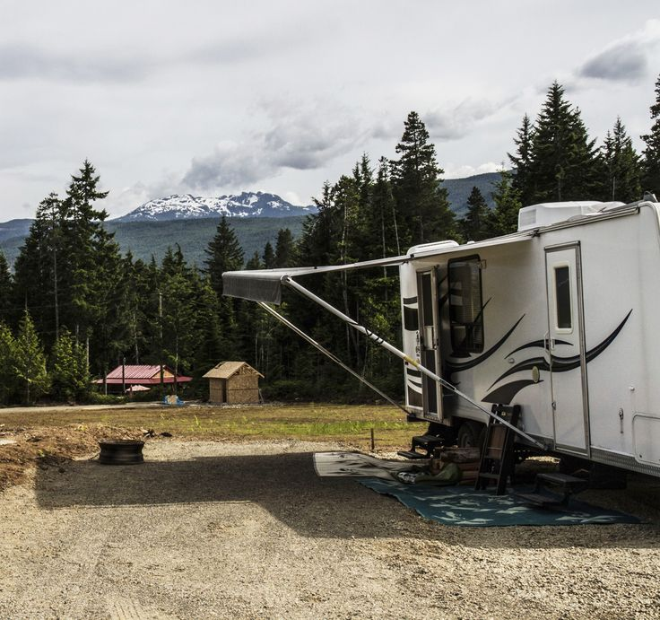 Check out this Boutique RV Park on Vancouver Island.