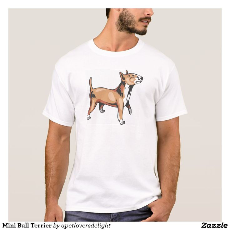 Mini Bull Terrier T-Shirt