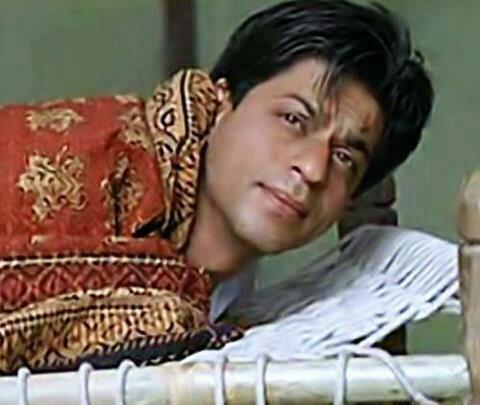 Shahrukh Khan - Scene from Swades.