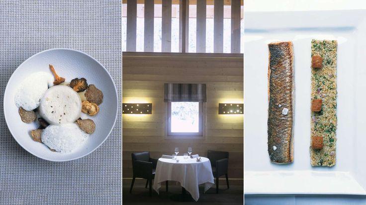 Restaurant Gastronomique Megève | 3 étoiles Michelin | Haute-Savoie