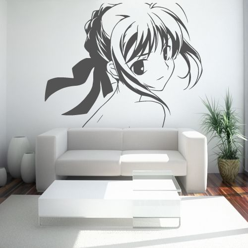 15 best Anime Wall Decals images on Pinterest | Anime ...