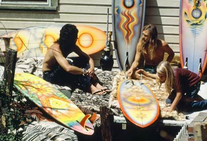The Globalisation of Australian Surf Culture : Week Two: Ideoscapes. Local Arts to Global Charts