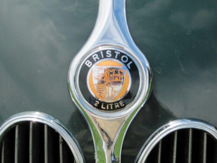 Bristol radiator badge