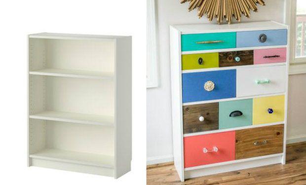 23 Genius Ways to Use a Billy Bookshelf