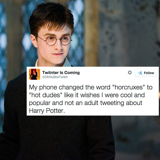 """""""A Harry Potter marathon fixes everything."""" """"If you like Harry Potter then you are automatically my friend, that's how life works okay"""" 29 Tweets That Are Way Too Real For Harry Potter Fans"""