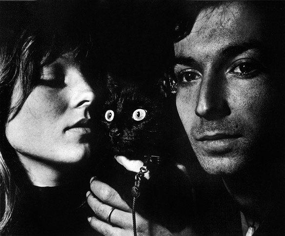 by Ed van der Elsken from Love on the Left Bank / Vali Myers et Pierre Feuillette, 1950