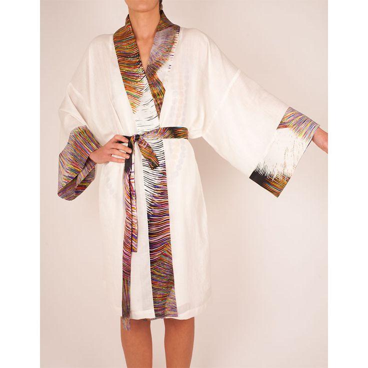 Keiko Kimono Robe #kimono#robe www.mimilu.es