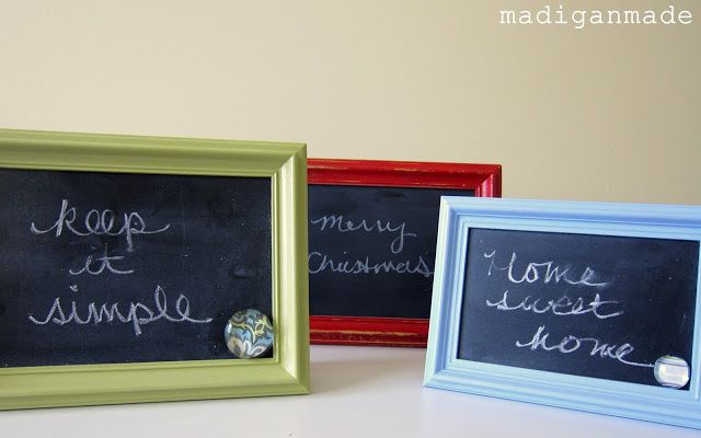 Best 25+ Mini Chalkboards Ideas On Pinterest