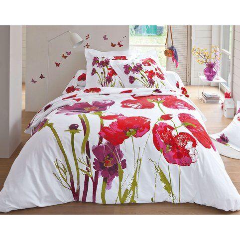 77 best housse de couette images on pinterest comforter quilt and catalog. Black Bedroom Furniture Sets. Home Design Ideas