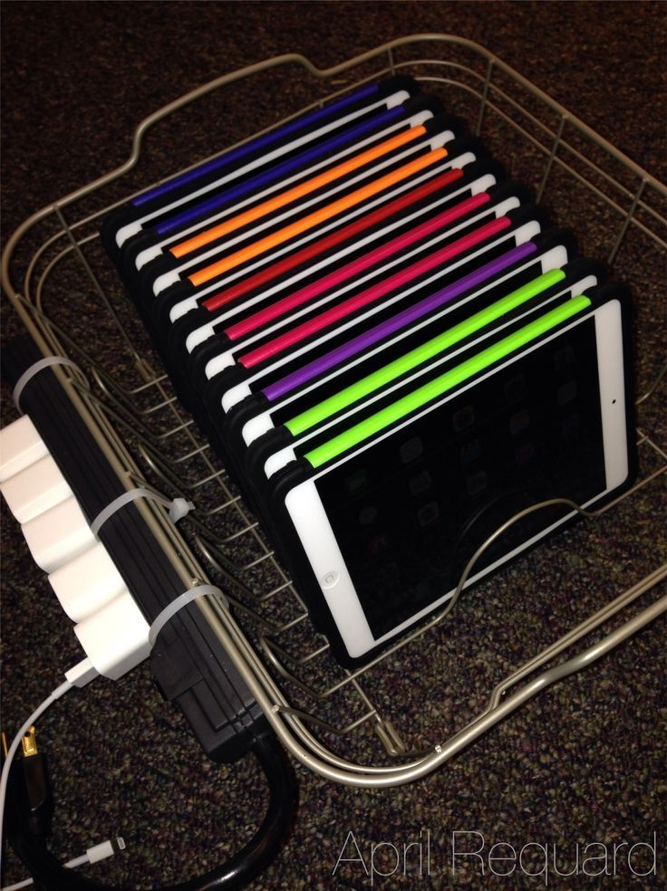 19 Best Ipad Storage Ideas For The Classroom Images On