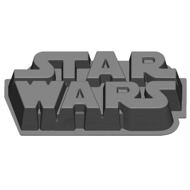 Star Wars - Moule à gateau silicone Logo Star Wars ZIGZAG : prix, avis & notation, livraison.  Star Wars envahi votre cuisine : voici un moule à gateau en forme du logo Star Wars.Moule en silicone, mesure 32X16cm.Vendu sous blister.Informations :Taille : 32x16 cmType : MouleEditeur : ZigZag