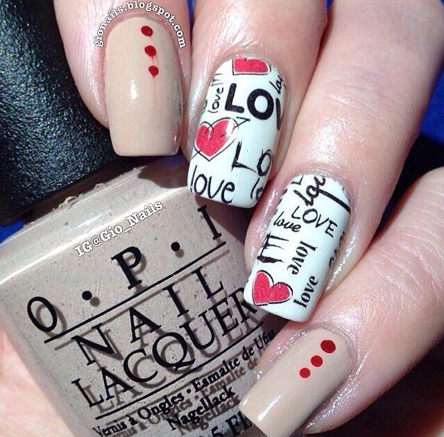 12 best uñas images on Pinterest | Nail art, Nail art ideas and Nail ...