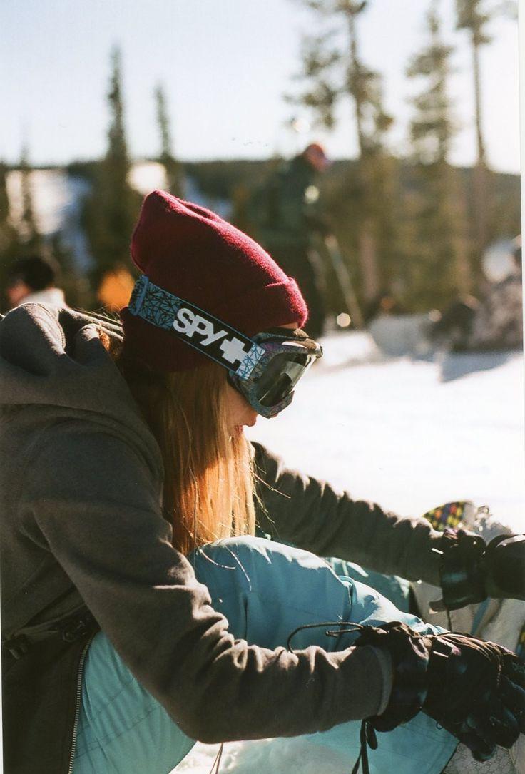 snowboarding girl | Tumblr                                                                                                                                                                                 More