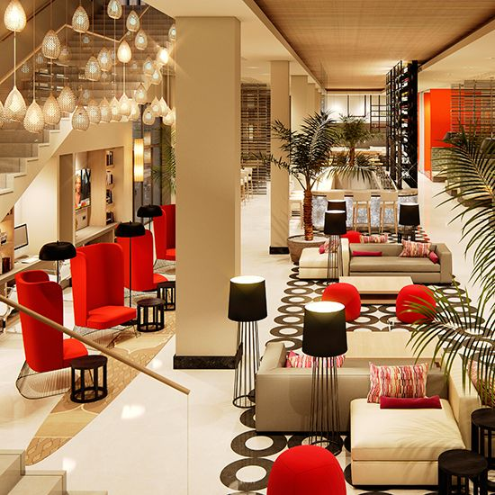 The brand new Marriott Port-au-Prince brings a new brand of tourism to Haiti.
