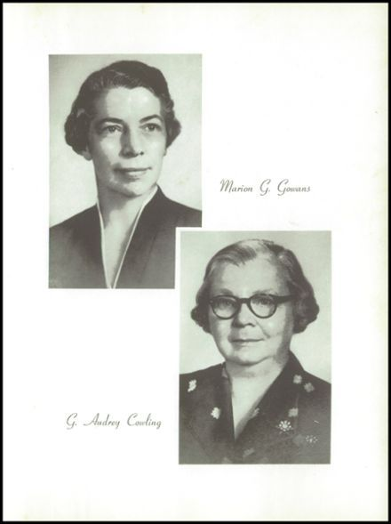 1968 The Gateway School Yearbook Page 7