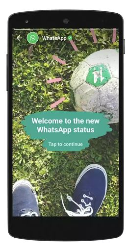 """WhatsApp Set To turn chat statuses into a straight-up Snapchat Stories clone   In what appears to be a server-side update to the service  WhatsApp has announced a new """"statuses"""" feature today that really isn't about chat status so much as it is a rip-off of Snapchat's Stories (which was earlier ripped off by Instagram last year)  If you know what Snapchat Stories is you know what today's WhatsApp update is: it really is that similar. Take a look at the screenshots below.  WhatsApp statuses…"""