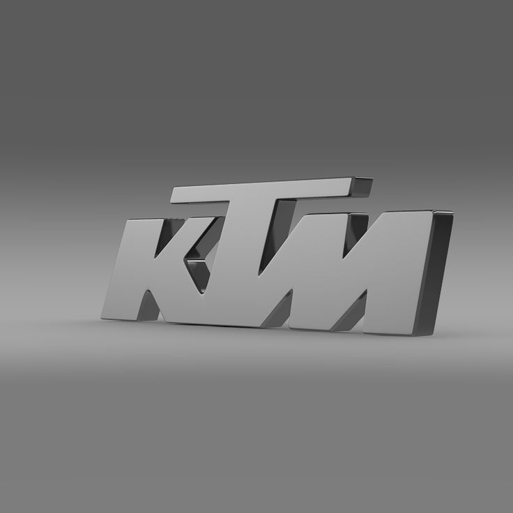 KTM Logo 3D Model- KTM Sportmotorcycle AG is an Austrian motorcycle, bicycle and moped manufacturer. The company was founded in 1934 by engineer Hans Trunkenpolz  in Mattighofen. It started out as a metal working shop and was named Kraftfahrzeuge Trunkenpolz Mattighofen. In 1954 KTM began producing motorcycles.    KTM is most commonly known for its off road motorcycles though in recent years it has expanded into street motorcycle production.    This model:  Verts – 13826  Edges – 27648…