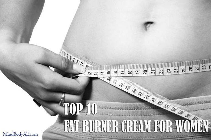 Best Fat Burning Cream that Really Work!