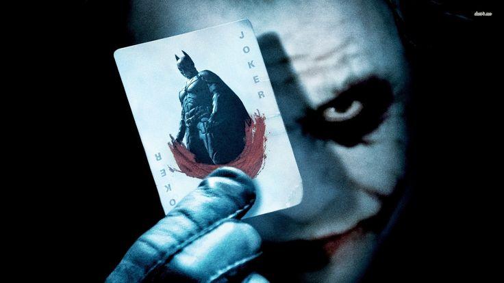 The Joker - Batman - The Dark Knight wallpaper