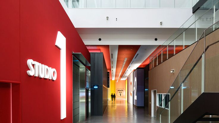 Gensler's San Francisco and Tokyo teams worked cross-collaboratively with multimedia retail giant, QVC, to design a workplace that highlights...