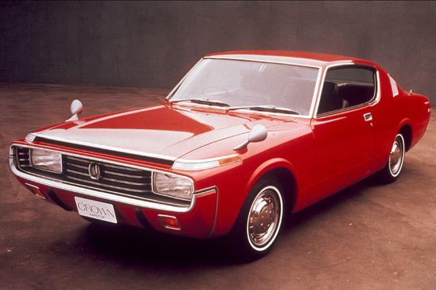 「TOYOTA CROWN 1971」の画像検索結果