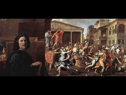 Nicolas Poussin video mostra opere realizzate dal 1624 al 1657