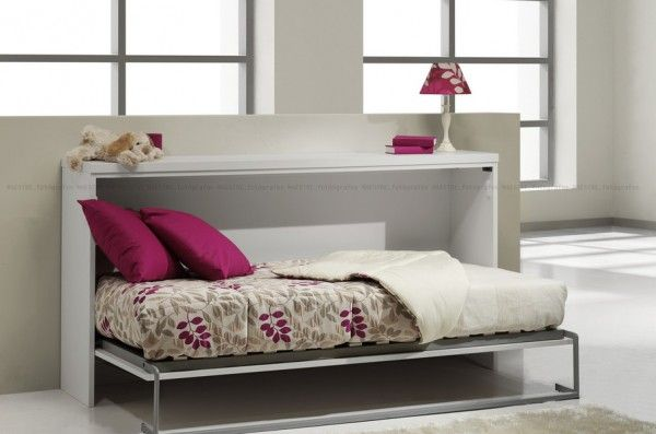 17 best images about decoraci n on pinterest sliding for Cama cerrada