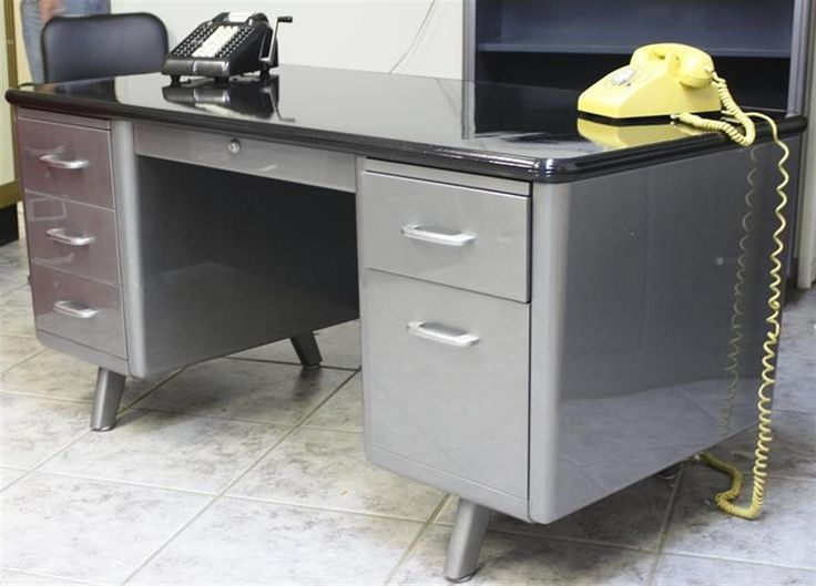 Best 25 Tanker Desk Ideas On Pinterest Metal Desk Makeover Metal Desks And Painted Metal Desks