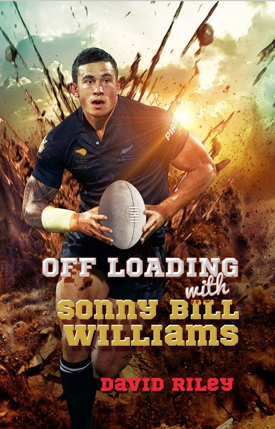 Off Loading with Sonny Bill Williams is the incredible story of how a determined and humble young man became a champion in three different sports  . . . and one of the most sought after athletes in the world!  Learn how Sonny did it and how you can achieve your dreams through hard work too. 'If you don't have goals, aspirations, dreams you won't push yourself to your limits.'  100 pages (hardcover) 236mm x 158mm. Cost: $25