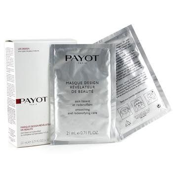 Les Design Masque Design Recelateur de Beauty ( For All Mature Skin ) - Payot - Cleanser - 10x21ml/0.71oz by Payot. $104.47. 10x21ml/0.71oz. Les Design Masque Design Recelateur de Beauty ( For All Mature Skin ) -Smoothing & Redensiging Care - With A.G.E. compensating complex - Improve the structure of the skin's collagen fiber network - Boost skin activity - Payot - Cleanser