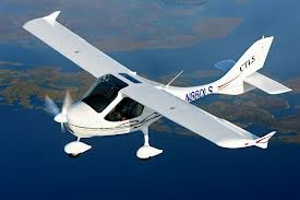 Flight Design CTLS Light Sport Aircraft, I want to rent this next, when I can find one.