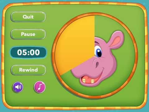Timer for Kids - 15 minutes - YouTube