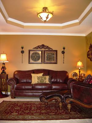 This Is The Wall Color I Want For My Living Room. And Look At The Ceiling! Part 76