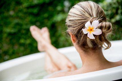 На денек – в лето: домашние спа-процедуры с тропическими ингредиентами :: JV.RU