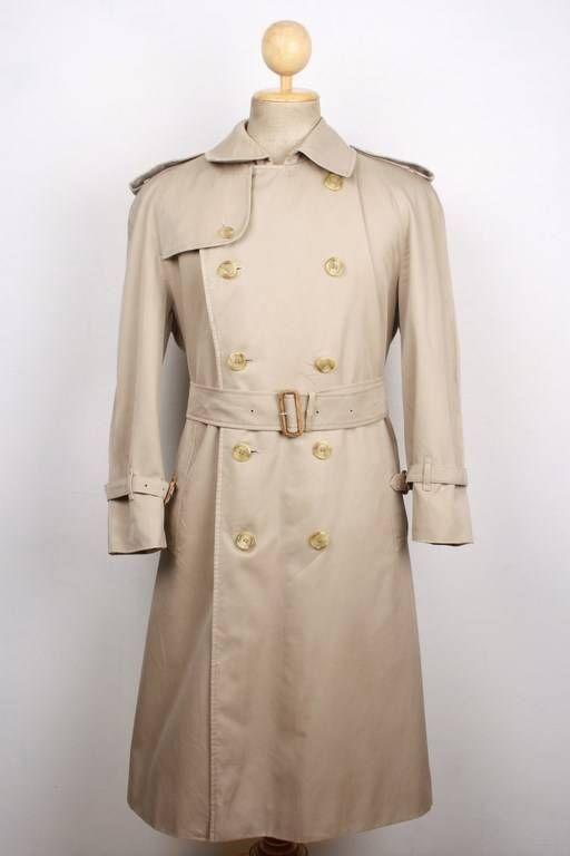 7fdb1737430c burberry trench coat ebay