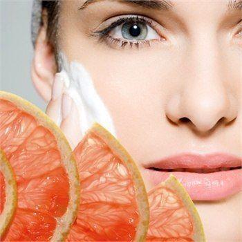 домашняя маска с йогуртом и апельсином