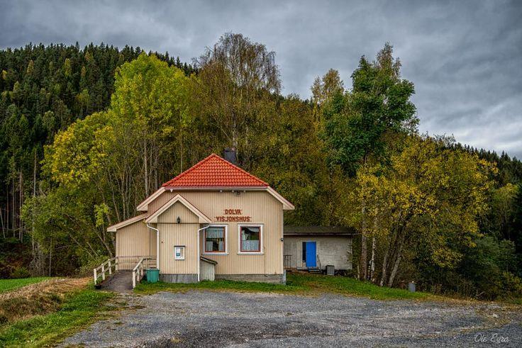The mission house at Dolva Skien