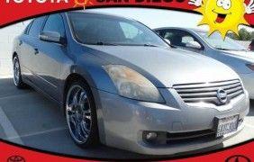 Car-For-Sale-In-San Diego | 2007 Nissan Altima 3.5 SL | http://sandiegousedcarsforsale.com/dealership-car/2007-nissan-altima-35-sl