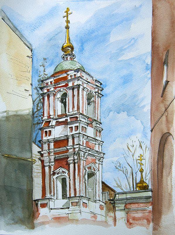 2017.04.11_Церковь Николы в Подкопаеве | by Ekaterina Soaha