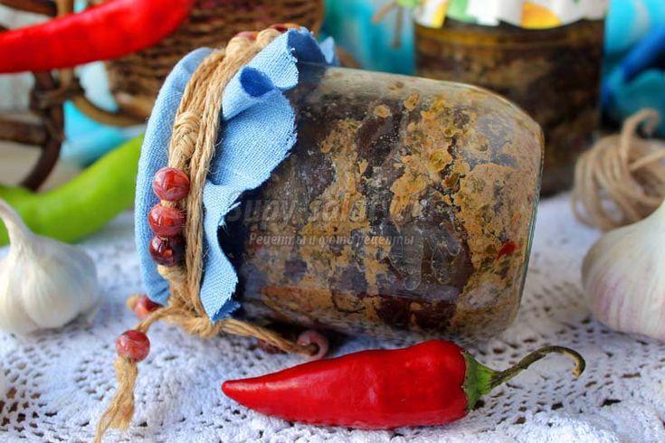 Баклажаны в ореховом соусе по-грузински