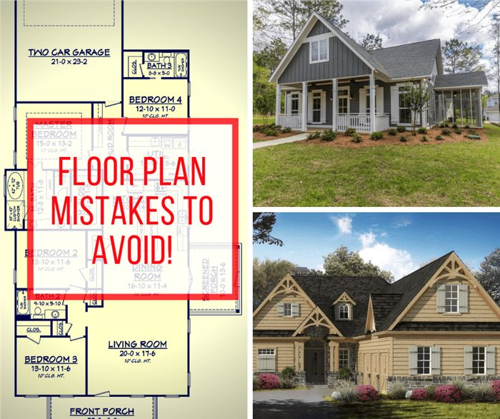 The 6 Living Room Design Mistakes To Avoid At All Costs: Pin By The Plan Collection On Home Building And Remodeling