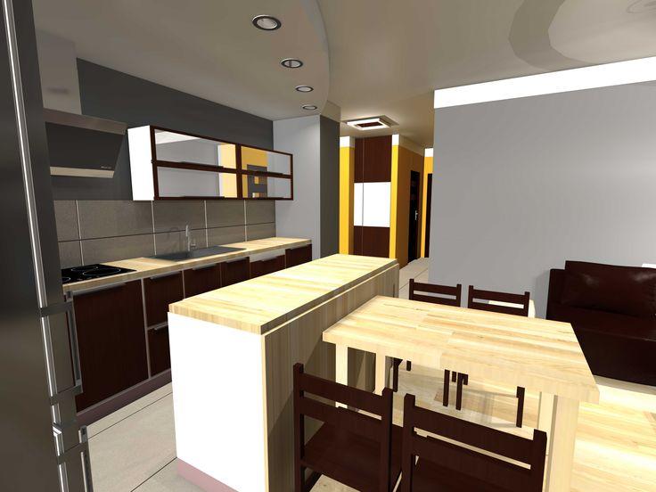 kuchnia+salon