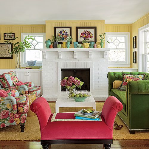 Living Room Designs Funny Colorful Living Room Decorating: Best 25+ Cottage Furniture Ideas On Pinterest