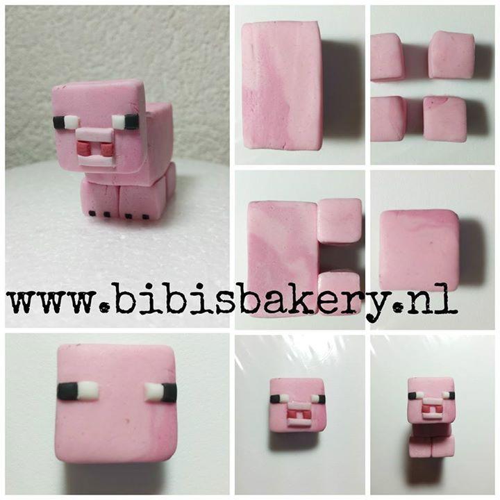 Minecraft Pig Modelling Tutorials Amp Inspiration