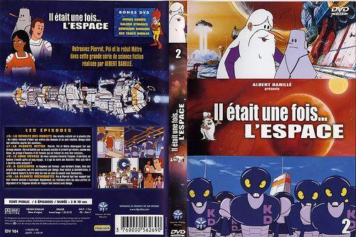 il etait une fois l'espace - Dvd Volume 02