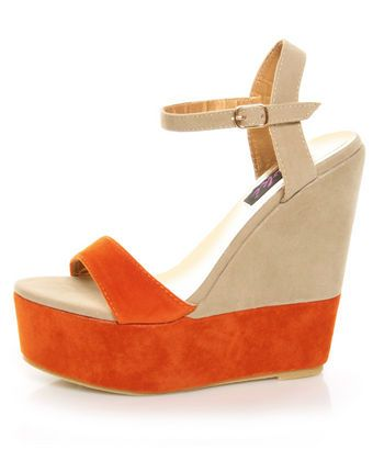 Block Platform Wedges